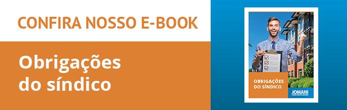 eBook: Obrigações do Síndico