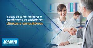 Melhorar o atendimento ao paciente é o que garante o sucesso de sua clínica ou de seu consultório!